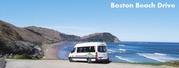 Boston Airport RV hire