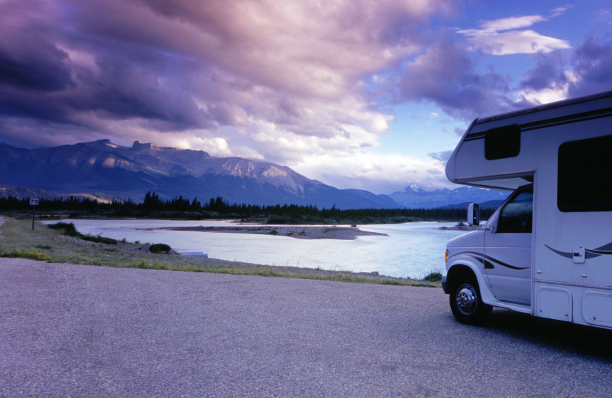 Brest Camping Car Rental