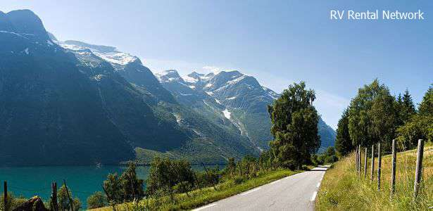 Norway campervan hire